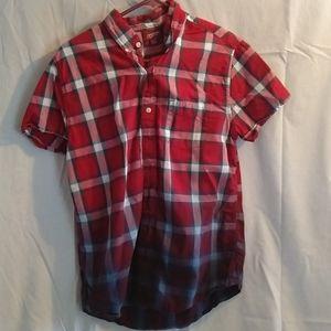 Arizona Jeans short sleeve dress shirt